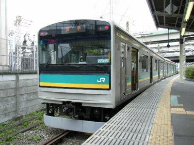 鶴見線 浜川崎駅